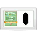 Tangram Card no. 0018