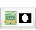 Tangram Card no. 0064