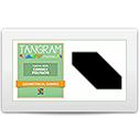 Tangram Card no. 0070