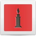 Tangram Candle