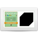 Tangram Card no. 0011