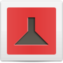 Tangram Laboratory flask