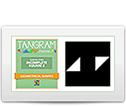 Tangram Card no. 0000