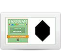 Tangram Card no. 0156