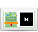 Tangram Card no. 0032