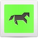 Tangram Pony