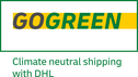 GoGreen - Klimaneutraler Versand mit DHL