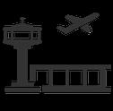 Transfert de/vers l'aéroport international de Cagliari-Elmas (CAG)
