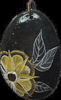 Les Galets de Lyzzz - galet fleurs et arbres décoration et bijoux