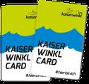 Kostenlose Kaiserwinkl-Card Leistungen