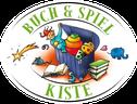 Logo Buch und Spiel Kiste