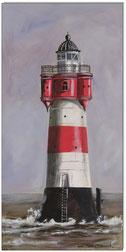 """Leuchtturm """"Roter Sand"""""""