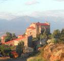 Le village de Marcevol