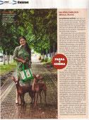 """Статья в перуанском журнале """"SOMOS"""""""