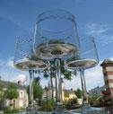 Verres à vin d'Anjou