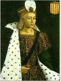 "Ramón Berenguer II. ""Cap d´Estopes"" - Bild aus dem 16. Jh."