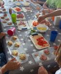 Ortskulturring-Oeversee// Mohnkuchen und Spiegeleier aus Blätterteig