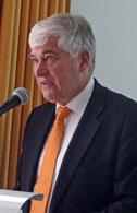 Dr. Claas Brons, Honorarkonsul der Niederlande, war im August 2013 Ehrengast. Foto: Ulrichs
