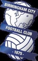 Das Logo von Birmingham City FC