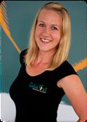 Trainerin und Step im Ladies First Hamm