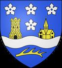 Le blason de Lassay-sur-Croisne, étape touristique entre la Sologne et la Vallée du Cher, et à proximité des plus beaux châteaux de la Loire