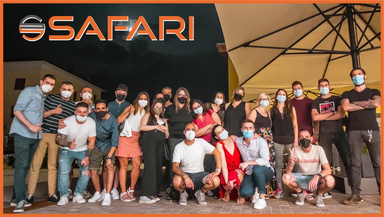 Safari srl - negozi WindTre Torino_staff personale