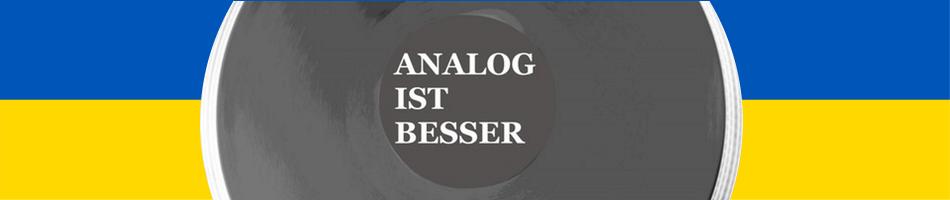 VINYL ONLY - ANALOG IST BESSER
