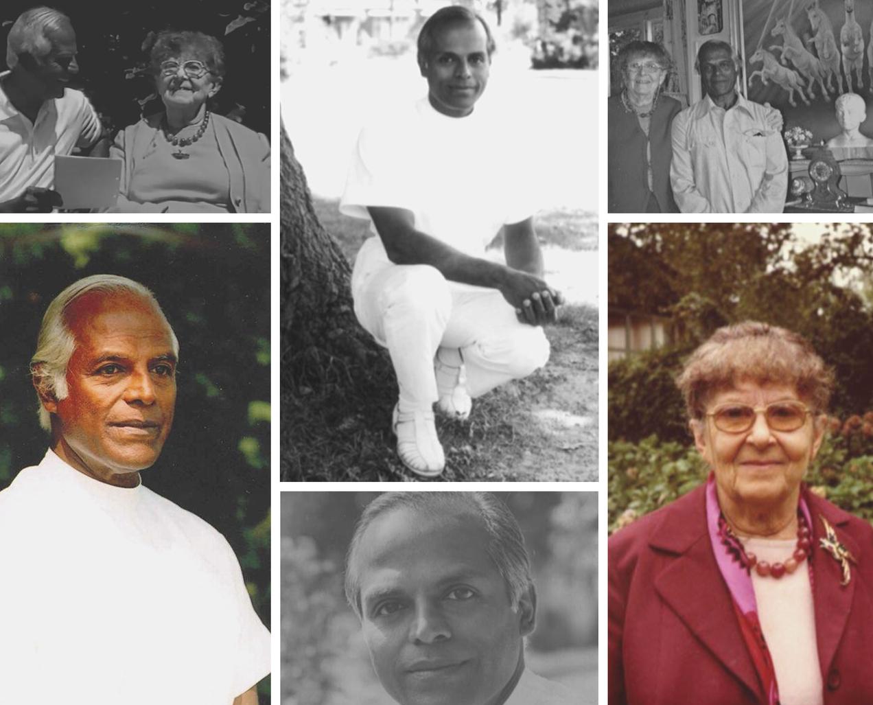 Von Elisabeth Haich und Selvarajan Yesudian gibt es nur sehr wenige Bilder. Umso mehr freuen wir uns, dass Susy einige Bilder für uns zusammenstellen konnte.