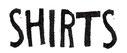 T-shirt, Shirts, faire T-shirts, fairewear, stempel, typographie, kleidung, halfbird