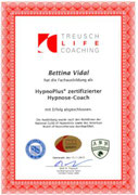 Fortbildungszertifikat Hypnose-Coach