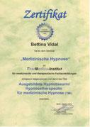 Fortbildung Medizinische Hypnose