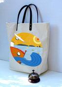 Shopping bag. Merchandising l'Estartit