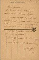 Lettre de Gide sur Nietzsche