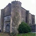 Chapelle de l'Audrière  Fin du 16ième siècle