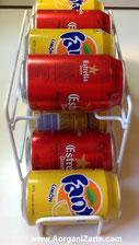 Organiza la nevera y el congelador organ zate de la a a la z - Dispensador de latas ...