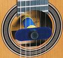 humidificateur guitare classique