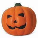Pumpkin Stress Squishy Toy