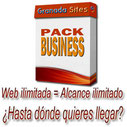 Diseño Web para tiendo online: Pack Business