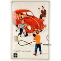VW Käfer Blechschilder