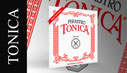 Струны для скрипки TONICA Основа струн Tonica изготовлена из нейлона. Струны производят насыщенное, гармоничное звучание, идеально сбалансированное на всех струнах. купить