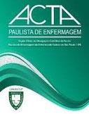 Revista Acta Paulista de Enfermagem Universidade Federal de Sao Paulo