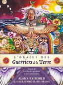 Oracle des Guerriers de la Terre, Pierres de Lumière, tarots, lithothérpie, bien-être, ésotérisme