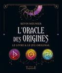 L'Oracle des Origines, Pierres de Lumière, tarots, lithothérpie, bien-être, ésotérisme