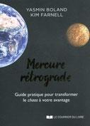 Mercure rétrograde, Pierres de Lumière, tarots, lithothérpie, bien-être, ésotérisme
