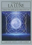 L'oracle de la Lune, Pierres de Lumière, tarots, lithothérpie, bien-être, ésotérisme