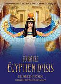 L'oracle égyptien d'Isis, Pierres de Lumière, Tarots, Oracles, Esotérique, lithothérapie, bien-être