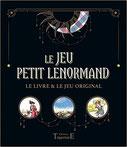 Le Jeu Petit Lenormand, Pierres de Lumière, tarots, lithothérpie, bien-être, ésotérisme