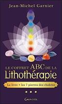 Le coffret ABC de la lithothérapie, Pierres de Lumière, tarots, lithothérpie, bien-être, ésotérisme