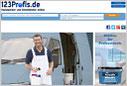 123profis Handwerkersuche Portal System
