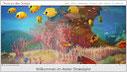 Wandmalerei Website und Präsentation